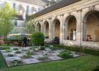 Jardin médiéval du cloître Saint-Martin II < Laon < Aisne < Picardie