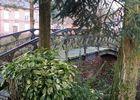 pont sur la riviere espace privé la neuville les dorengt