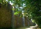 Abbaye Saint-Vincent V promenade Sainte-Madeleine < Laon < Aisne < Picardie