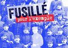 Exposition fusillés pour l'exemple < Arsenal < Soissons < guerre 14-18 < Aisne < Picardie < France