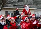 Parade de Noël à Itancourt