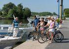 Halte fluviale de Chauny