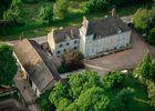 Saint Loup de Varennes - Maison Niépce - Vue aérienne - Photo pour guide papier - 2017