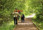 Forêt Iffendic chambre au loup domaine de Careil et boutavent ©office de tourisme Lac de Trémelin (7)