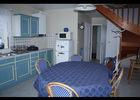 Gîte la Passagère cuisine et pièce - Caro - Morbihan - Bretagne