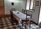 Le Logis de Judicael_Paimpont_salle à manger_2