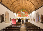 Eglise-Graal-Tréhorenteuc-Brocéliande-Bretagne