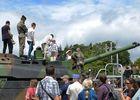 Triomphe des Ecoles Militaires de St-Cyr Coëtquidan Destination Brocéliande