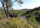 Vallon de la chambre au Loup Iffendic espace sensible Ille et Vilaine Bretagne ©office de tourisme lac de Trémelin
