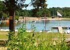 Plage du lac de Trémelin à iffendic