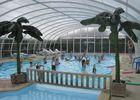Camping le Point du Jour à Merville-Franceville - piscine