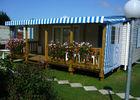 Camping du Prieuré - Bavent - mobil home