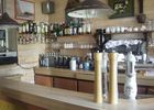 Restaurant Table de Manon Ranville accueil-bar
