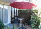 La Mervillette - terrasse