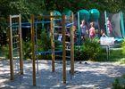 Camping la Garenne_Aire de jeux©DELEBARRE