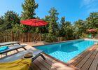 villa nakalta - piscine privée - location de charme- cazoules-Piscine-3