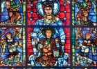 Notre-Dame de la Belle Verrière Vitrail