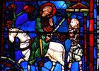 Chartres_-_Vitrail_de_la_Vie_de_saint_Martin_-_Charité