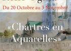 Chartres-en-aquarelles