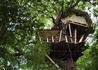 Cabane échelle duplex
