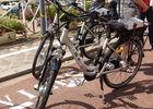 Location de vélos électriques, VTC, VTT