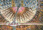 Plafond de l'abside