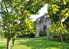 Beauport, jardin et bâtiment au duc