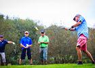 Golf de Cornouaille - golfeurs