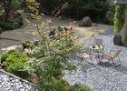 Un Jardin à Moncontour -Terrasse-sud