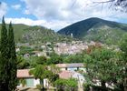 Campotel-de-l-Orb-Vue-sur-Village-depuis-Chalet--2018-Mairie-de-Roquebrun
