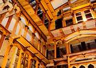 Cathédrale de dentelle de bois - Montouliers