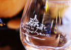 DEG - Roquebrun - Vin - Cave Roquebrun - Verre à dégustation sérigraphié