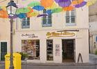 Façade rue française