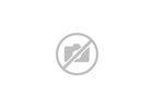 Auberge de la Tour - Valros - Façade côté piscine - Logis