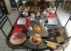 Petit déjeuner Boinet Denis FAUGERES