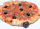 Pizza anchois Allo'thentic