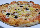 Pizza fruits de mer Allo'thentic