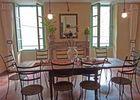 La salle de petit-déjeuner