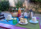 La Clé d'Or - Le petit déjeuner - Servian