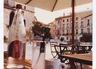 terrasse place de la madeleine