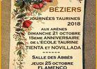 2018-10-21 journées taurines béziers