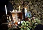 marché de la sorcière - Ploërmel - brocéliande - Morbihan