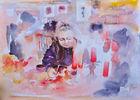 Artiste Peintre Marie-Clément Lebren