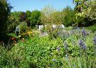 Gite terre Compagne - Jardin -Yvon le Caro