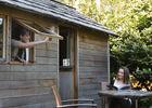 Ca'hutte Domaine des Ormes à Épiniac