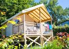 Camping Longchamp à Saint-Lunaire