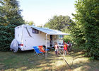 Camping Huttopia Baie du Mont Saint-Michel