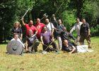 L'équipe du Camp du Dragon - Grandeur Nature à Lizio - Morbihan - Bretagne