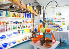 L'atelier du verre à Saint-Méloir-des-Ondes