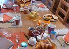Petit déjeuner - Verger Fleuri - Cancale